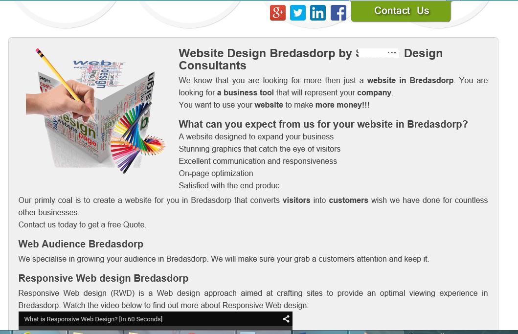 web design breda